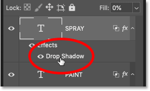 How to Create a Spray Paint Text Effect in Photoshop