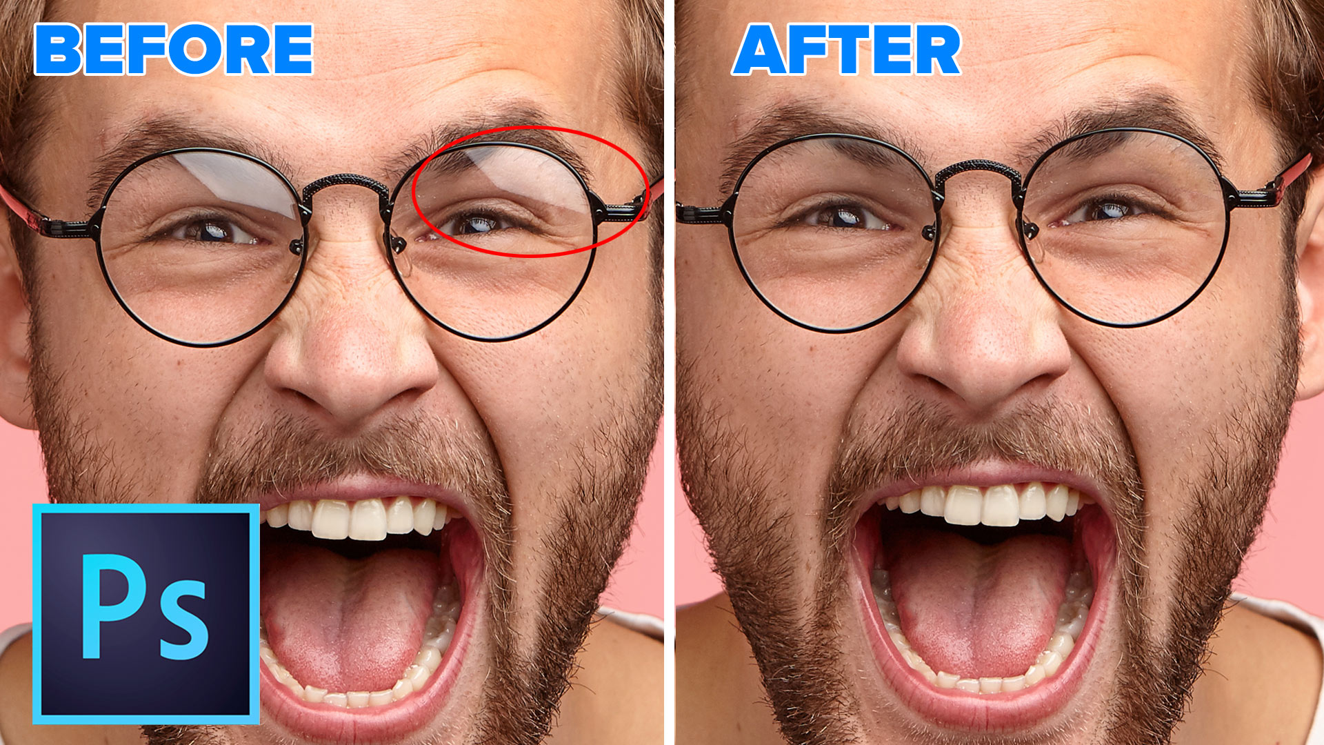 Adding Reflection to Sunglasses - How to Do it in Adobe ...