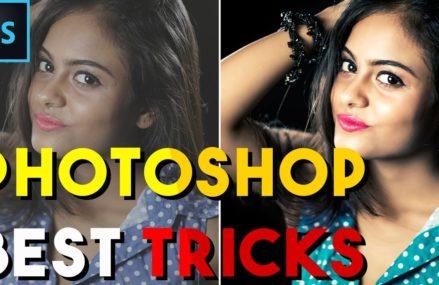 Photo editing with photoshop cc
